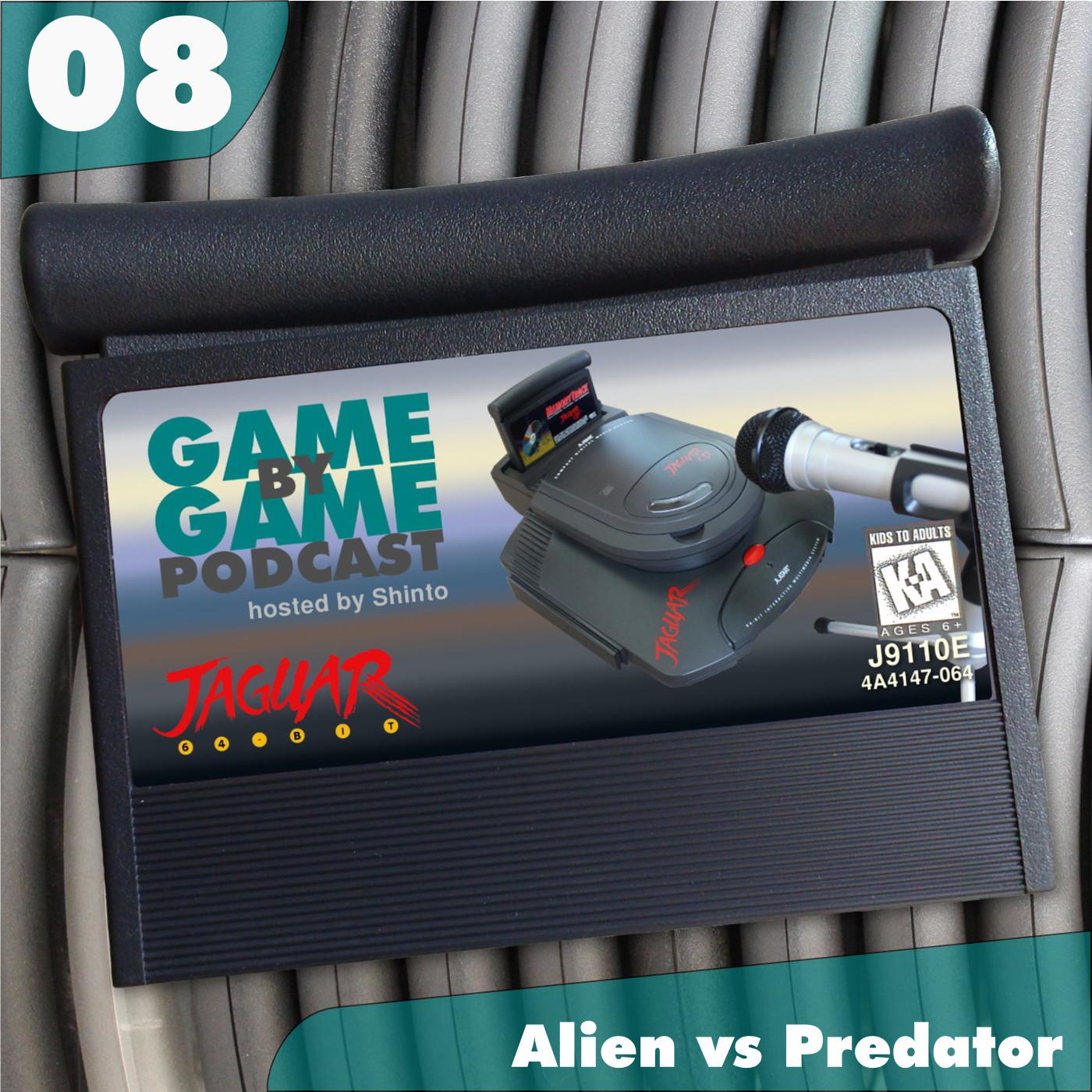 Artwork for 08 - Alien vs Predator