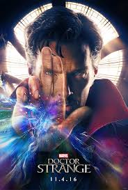 Whinecast- 'Doctor Strange' review