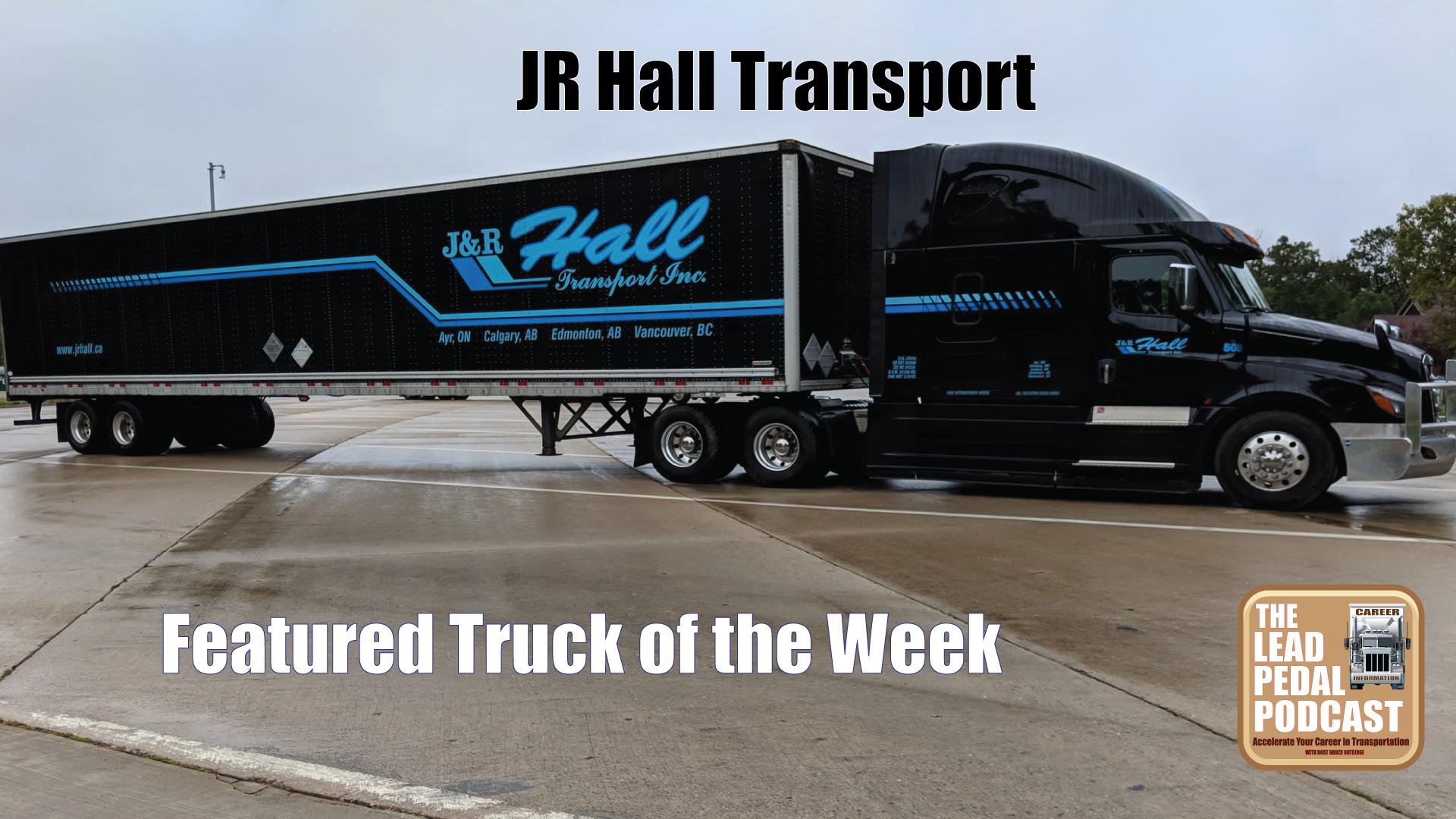 JR hall