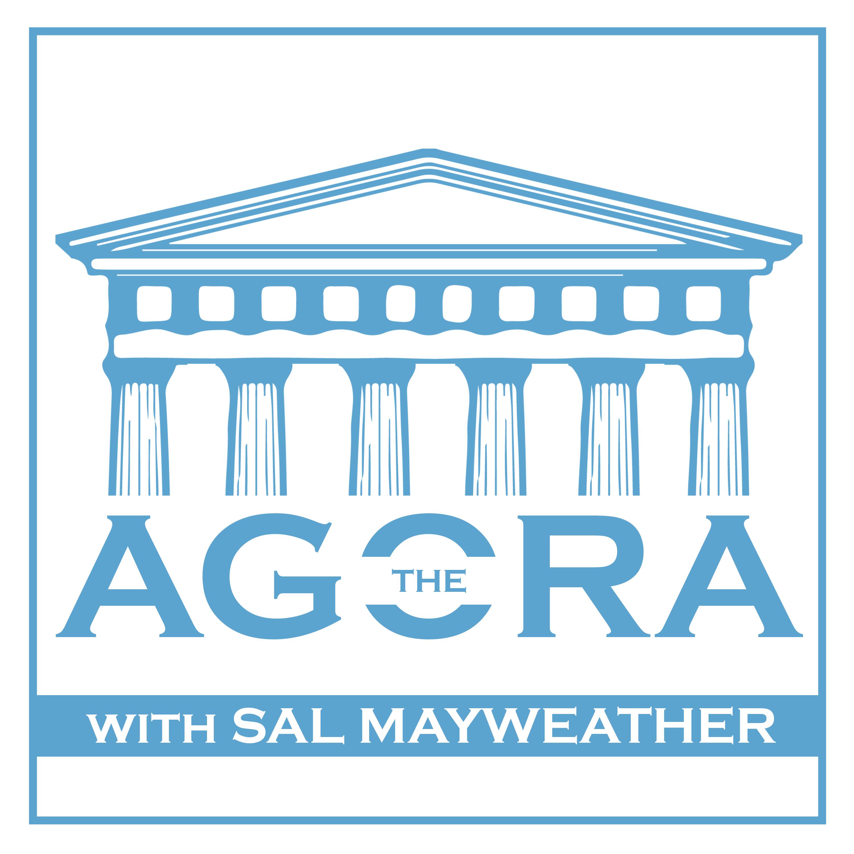 The Agora show art