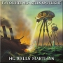 Artwork for HYPNOBOBS 78 – HG Well's Martians
