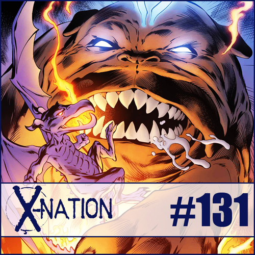 Cultural Wormhole Presents: X-Nation Episode 131