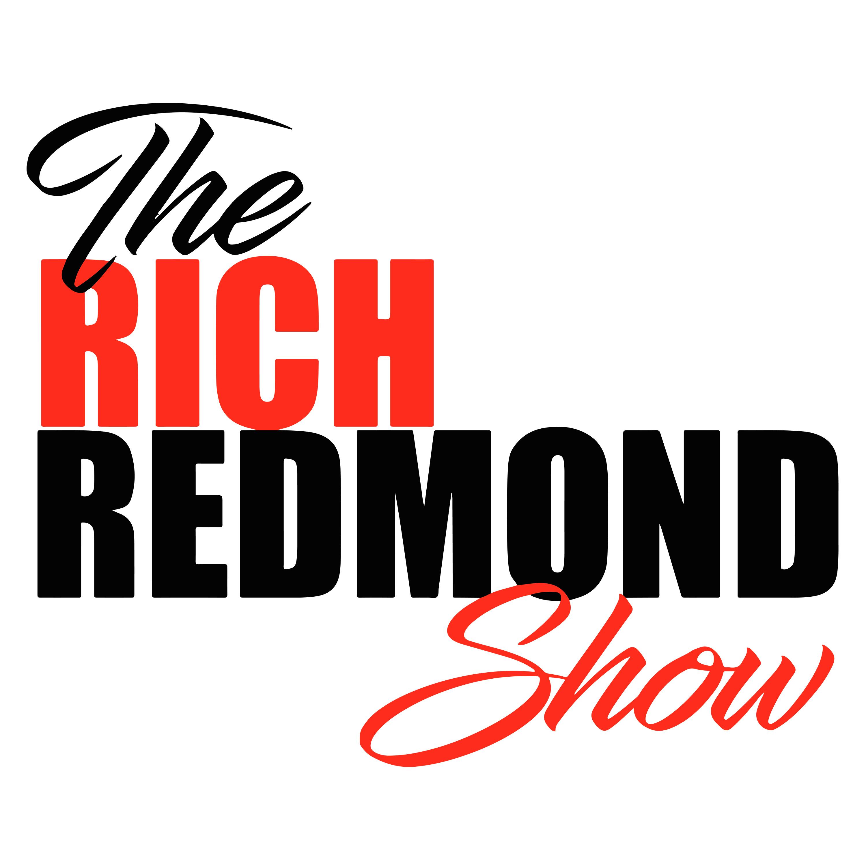 The Rich Redmond Show show art