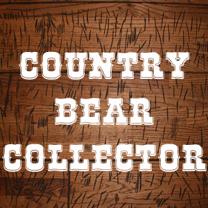 Artwork for Country Bear Collector Show #012 - Vintage 1970s Walt Disney World Lunch Box