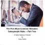 Artwork for Five Most Common Mistakes SalesPeople Make -- Part Two