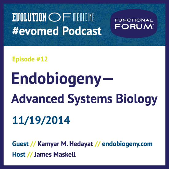 Endobiogeny - Advanced Systems Biology
