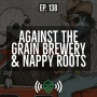 Artwork for Brewing up collaboration with Against the Grain and Nappy Roots