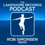 Artwork for The Lakeshore Records Podcast No 8 - Rob Simonsen - Nerve