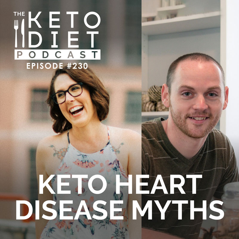 #230 Keto Heart Disease Myths with Stephen Hussey