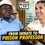 Artwork for Learn how Michael used lessons he learned in prison to create Prison Professors