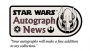 Artwork for Star Wars Autograph News Podcast June 2018