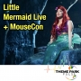 Artwork for Little Mermaid Live + MouseCon