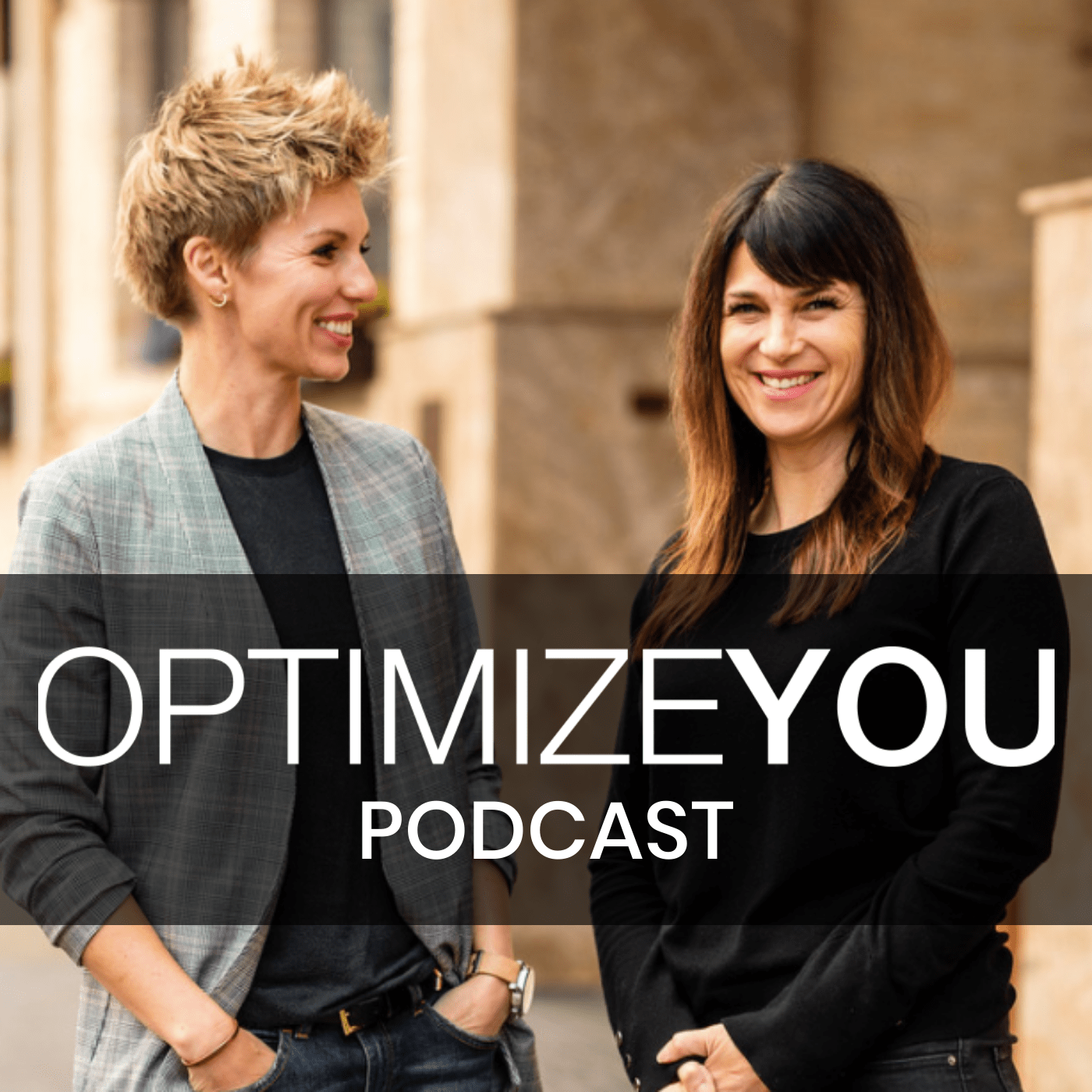 OptimizeYou Podcast show art