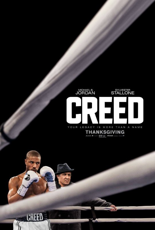Ep. 196 - Creed (Rocky 2 vs. Rocky 3)