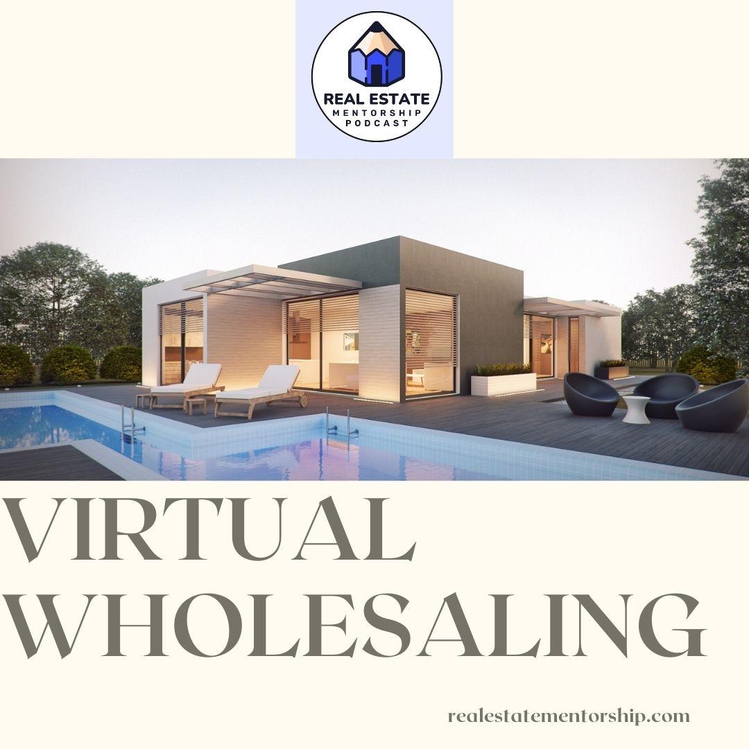 Virtual Wholesaling  show art
