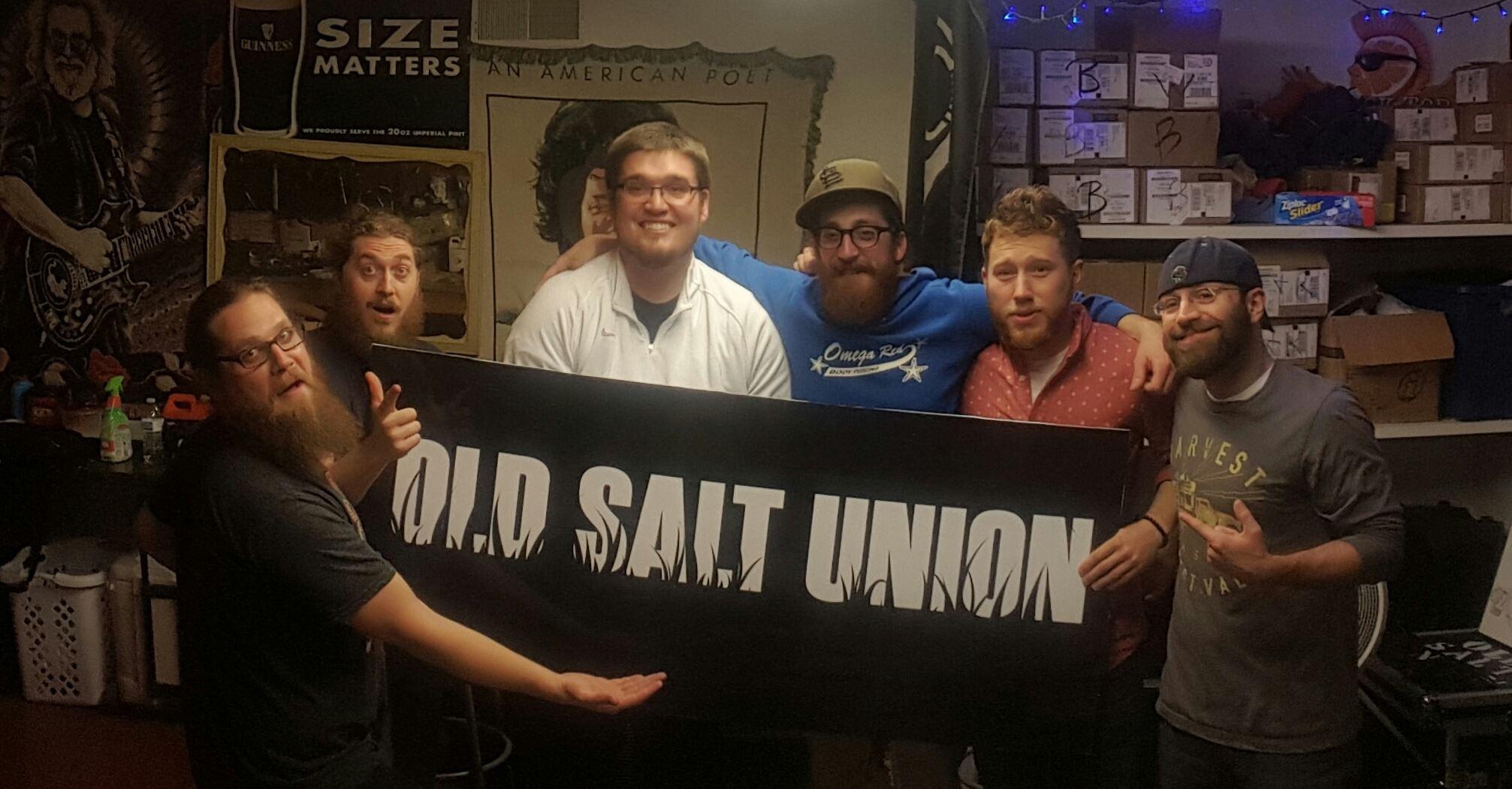 Episode 190- Old Salt Union
