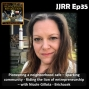 Artwork for JJRR Ep35 Pioneering a neighborhood cafe - Sparking community - Riding the lion of entrepreneurship - with Nicole Gillota-Brichacek