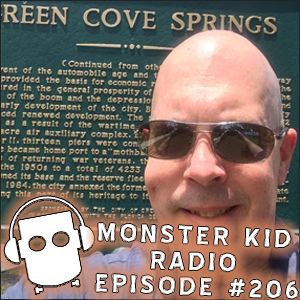 Monster Kid Radio #206 - Talking about Chris and Zaat