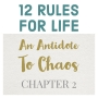 Artwork for 12 RULES FOR LIFE: CHAPTER 2 -Treat Yourself Like Someone You're Responsible For Helping