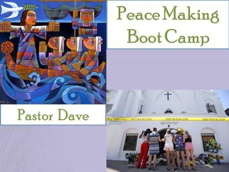 Peace Making Boot Camp