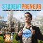 Artwork for SPP#48: James Jordan's mentor said: don't start a degree, start a business but he went back to uni