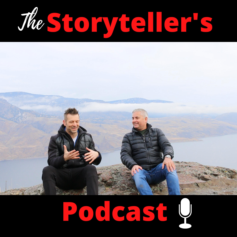 The Storyteller's Podcast show art