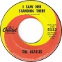 Artwork for The Beatles - I Saw Her Standing There -Time Warp Song of The Day