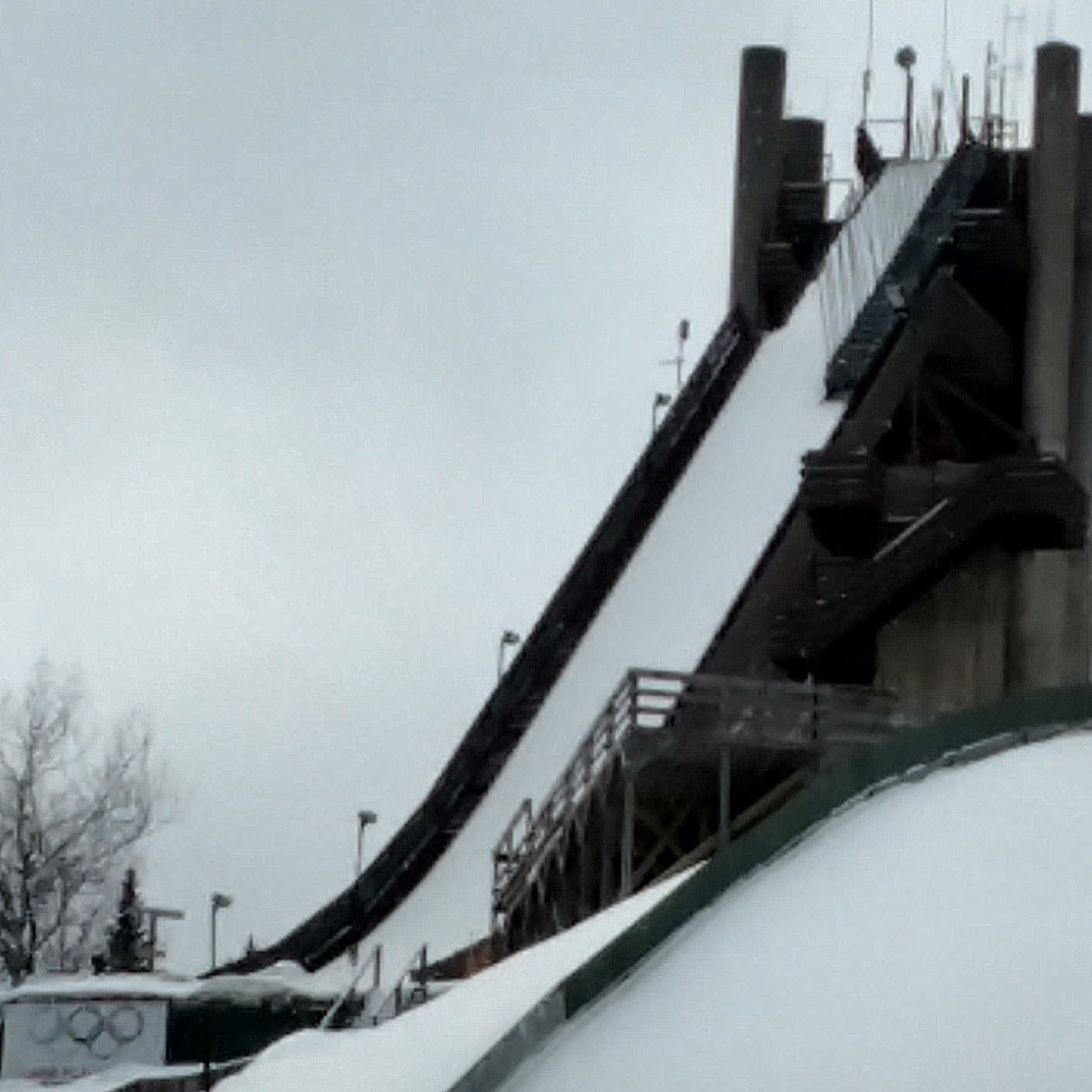 Artwork for Episode 14: Ski Jumping and Lady Parts