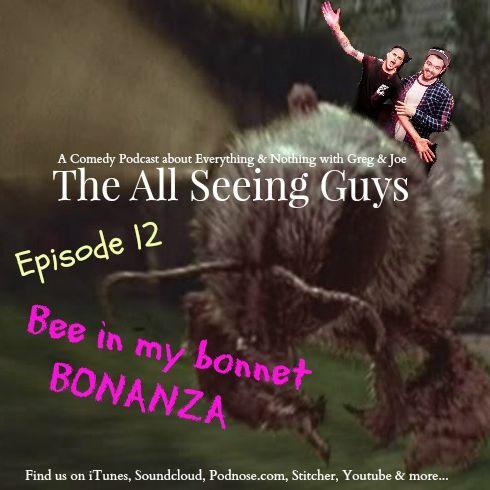 Artwork for Ep 12: Bee In The Bonnet Bonanza!