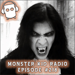 Monster Kid Radio #218 - Vampires and starships with Wayne W. Johnson