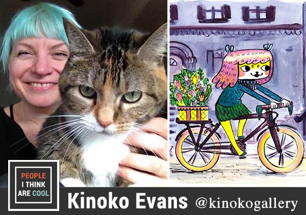Ep. 84 Kinoko Evans