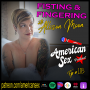 Artwork for Fisting & Fingering with Allison Moon - Ep 118
