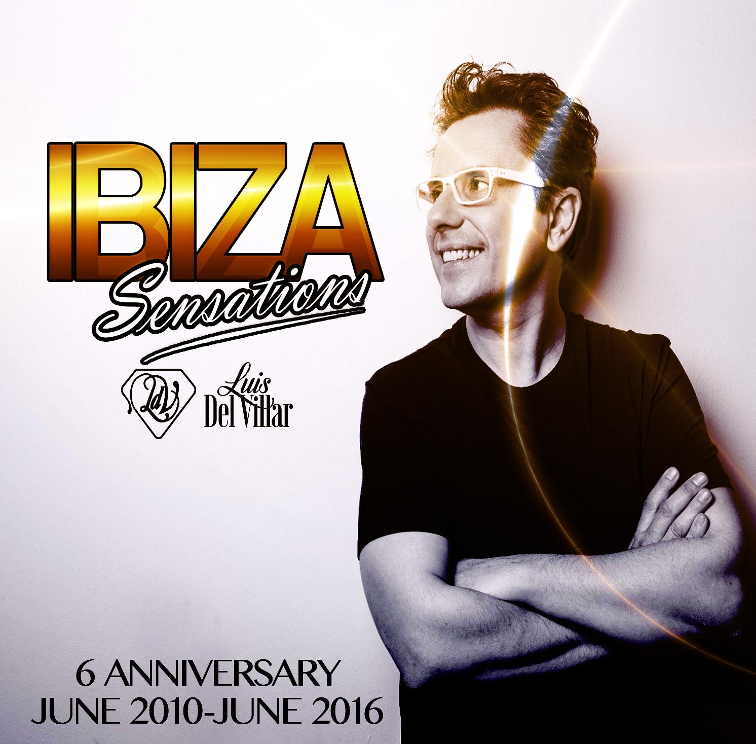 Ibiza Sensations 141 @ Chiringay - Ibiza Gay Pride june the 9th
