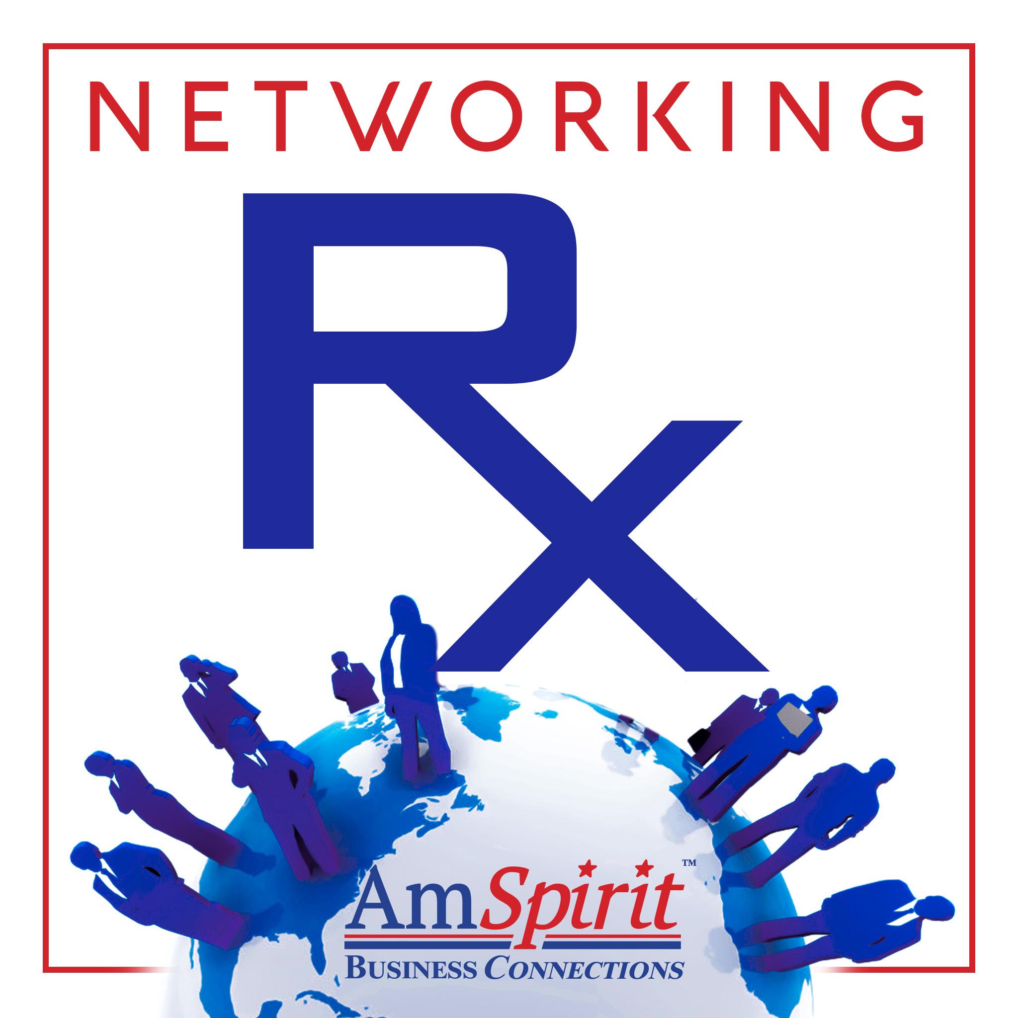 Artwork for Networking On Social Media (EPS 014)