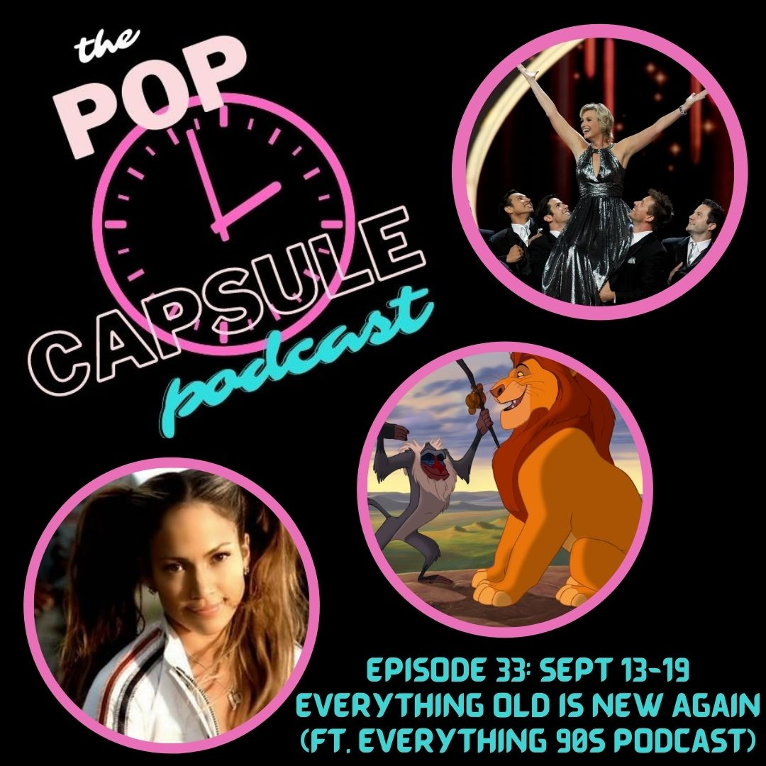 Episode 33 - Everything Old is New Again (Ft. Everything 90s Podcast) show art