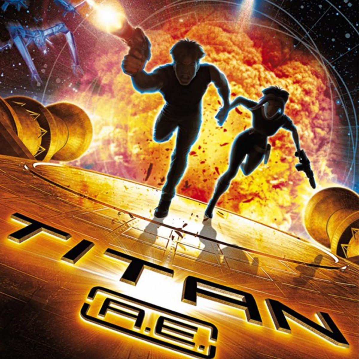 ISTYA Titan AE