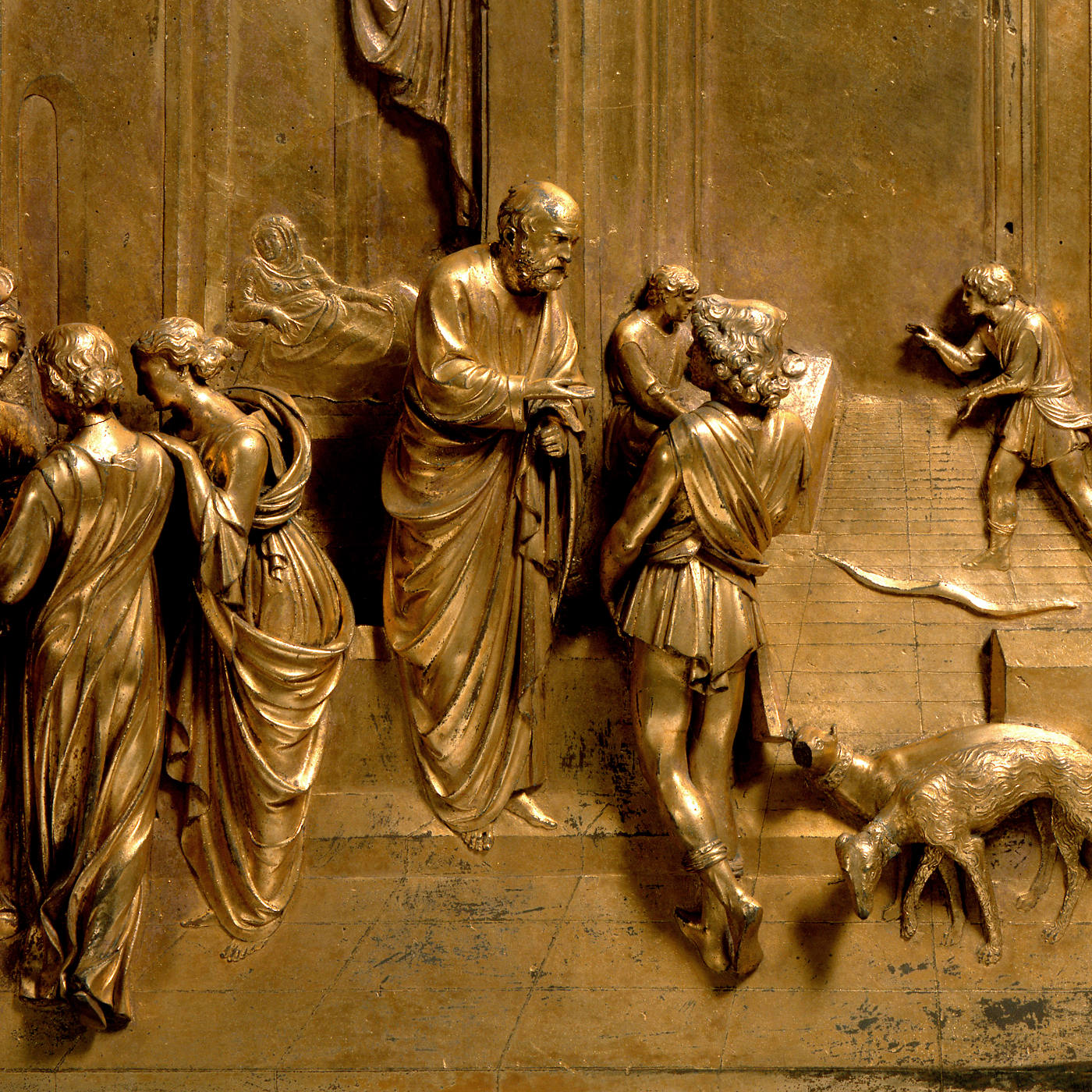 Episode 39 - Lorenzo Ghiberti and the Gates of Paradise