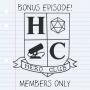 Artwork for BONUS EPISODE: Members Only - Episode 4 (ft. Hannah Fagerbakke)