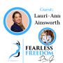 Artwork for Lauri-Ann Ainsworth - Marketing Executive Turned Entrepreneur | Build a Business Without the Burnout
