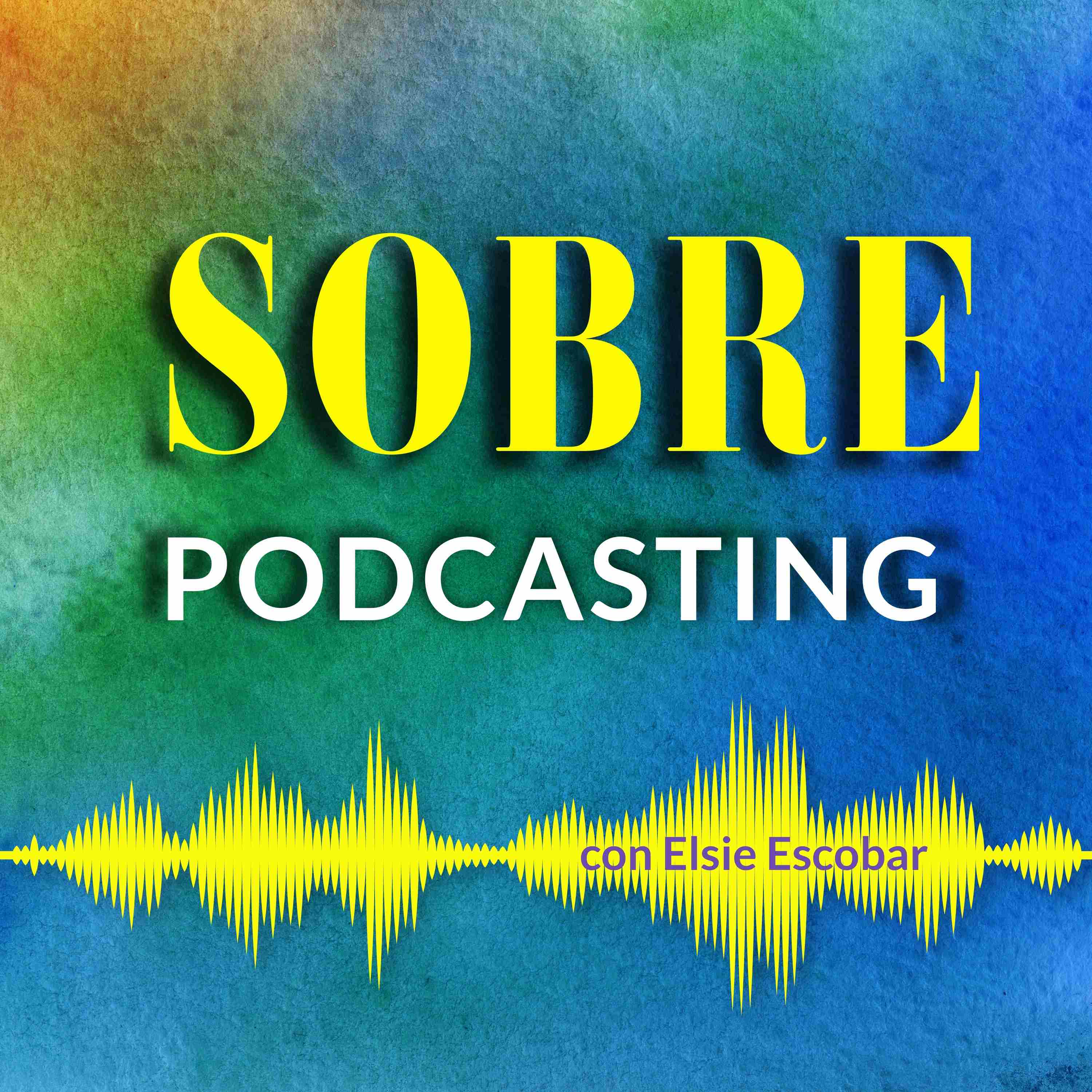 Sobre Podcasting show art
