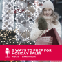 Artwork for 6 Ways to Prep for the Holiday Season
