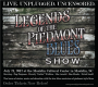 Artwork for The BluzNdaBlood Show #145, Legends of the Piedmont Blues Show!