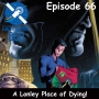 Artwork for The Earth Station DCU Episode 66 – A Lonely Place of Living