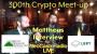 Artwork for Mattheus Interview 300th Meet-up Manchester, NH