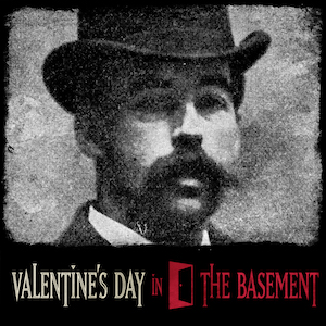 Valentine's Day in The Basement: Murder Castle