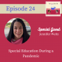Artwork for 24: Special Education During a Pandemic