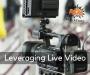 Artwork for Episode 113 - Leveraging Live Video