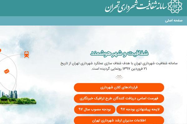 اپیزود دوم-پادکست دایره شفافیت-سامانه شفافیت شهرداری تهران