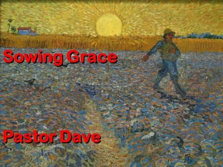 Sowing Grace