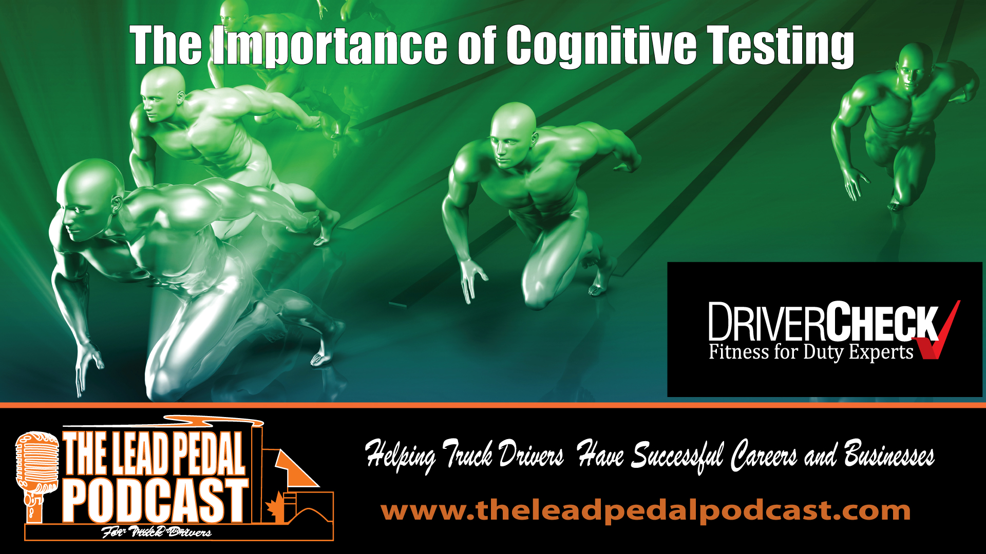 Cognitive Testing with DriverCheck